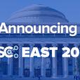 Announcing ODSC East 2020!