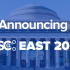 Announcing ODSC East 2020!
