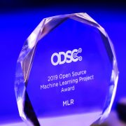 Announcing the ODSC West 2019 Data Science Award Winners