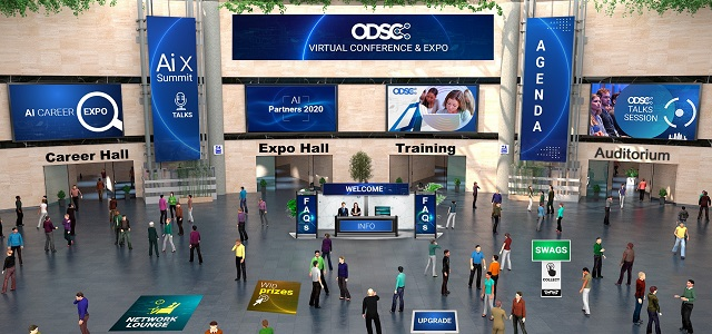 Find Your Next AI Solution at the ODSC Virtual AI Expo