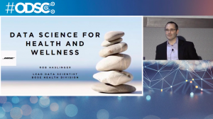 Data Science for Health