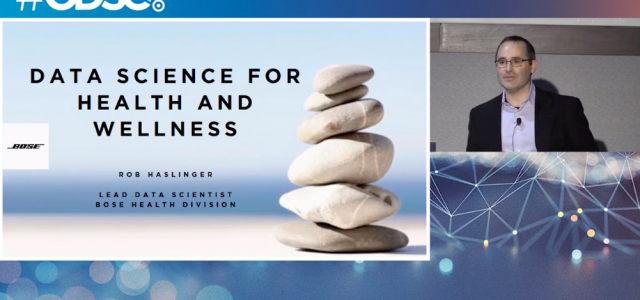 Data Science for Health and Wellness