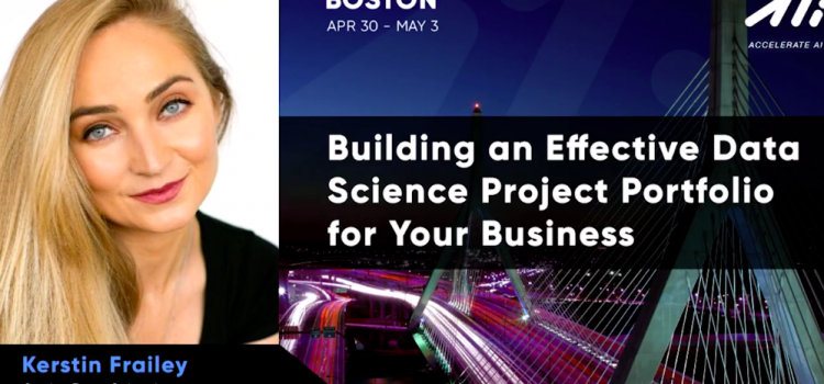 Building an Effective Data Science Portfolio For Your Business
