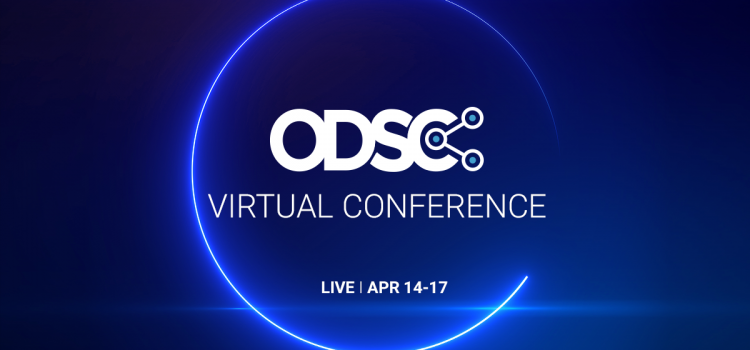 Top 20 ODSC 2020 Global Virtual Conference Sessions
