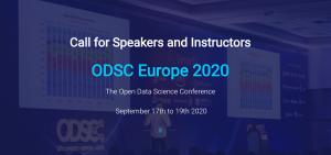 speak at odsc europe