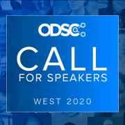Call for ODSC West 2020 Speakers and Instructors