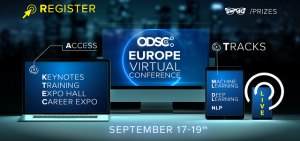 ODSC Europe 2020 Virtual Conference