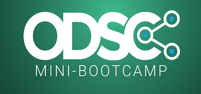 Grow Your Data Science Career With the ODSC West Virtual Bootcamp