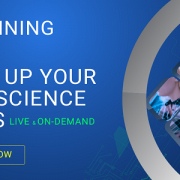 Announcing AI+ Live & On-Demand Data Science Training