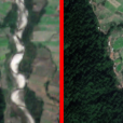 Enhancing Satellite Imagery Through Super-Resolution