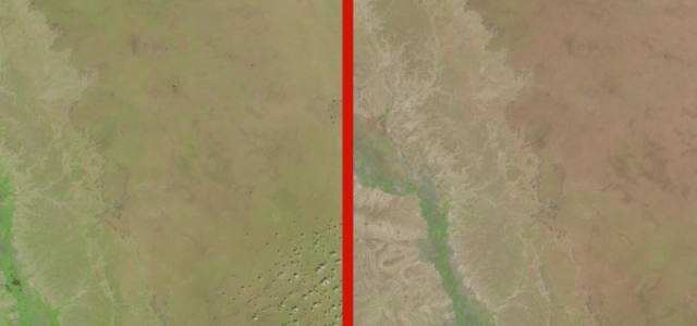 Using Unsupervised Learning on Satellite Images to Identify Climate Anomalies
