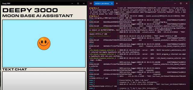 Building an AI Assistant for the Moonbase with DeepPavlov.ai