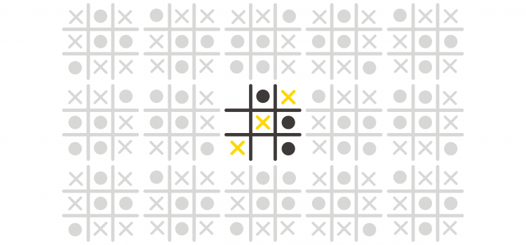 Teaching KNIME to Play Tic-Tac-Toe