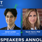 Announcing the First Speakers for ODSC East 2021