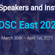 Call for ODSC East 2021 Speakers and Content Committee Members