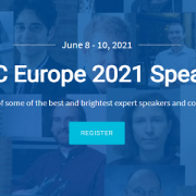Announcing the First Speakers for ODSC Europe 2021