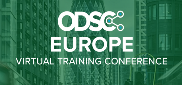 Plan Ahead with the ODSC Europe 2021 Preliminary Schedule