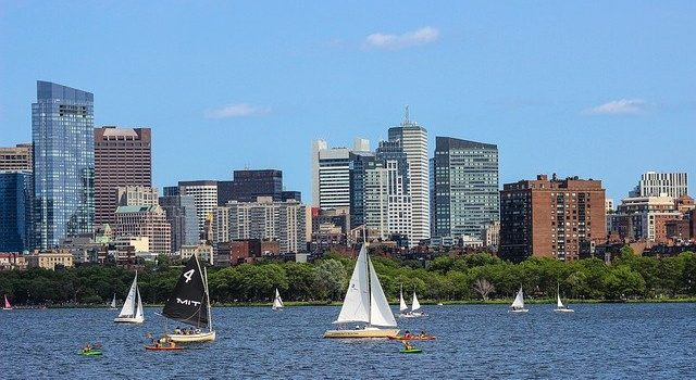 Civic Data Science for the Charles River Watershed Association