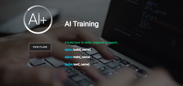 Ai+ Live Data Science Training Coming this May