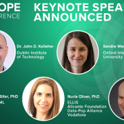 Announcing the ODSC Europe 2021 Keynotes