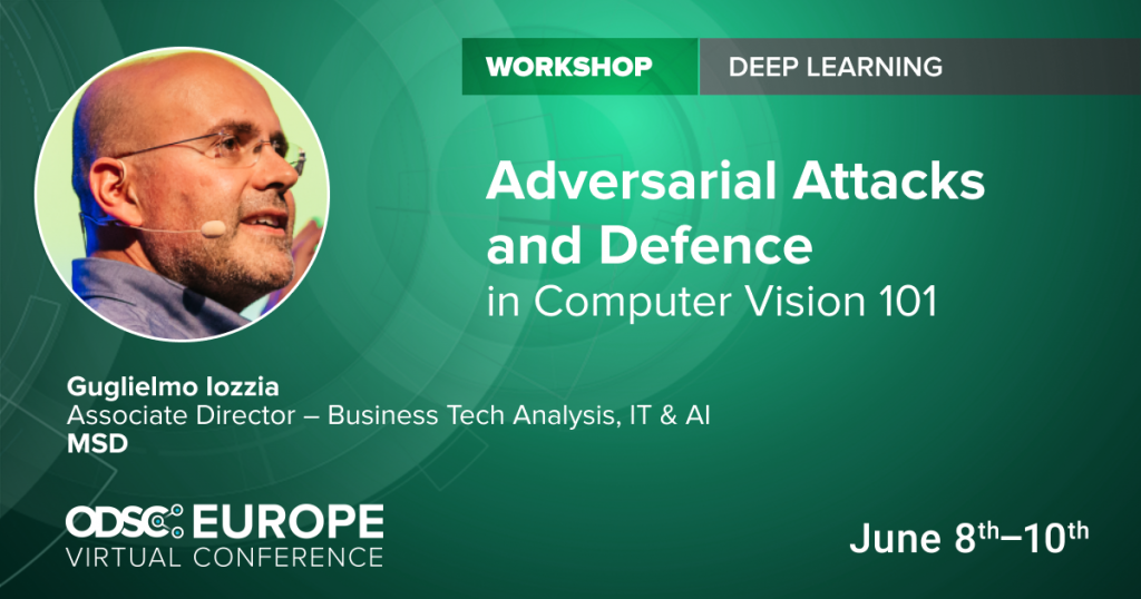 upcoming odsc europe 2021 talk on Computer Vision