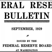 Using Text Features to Predict the Great Stock Market Crash of 1929