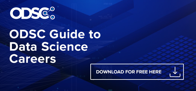 The ODSC Guide to Data Science Careers