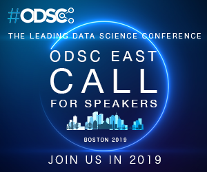 ODSC East Call for Speakers